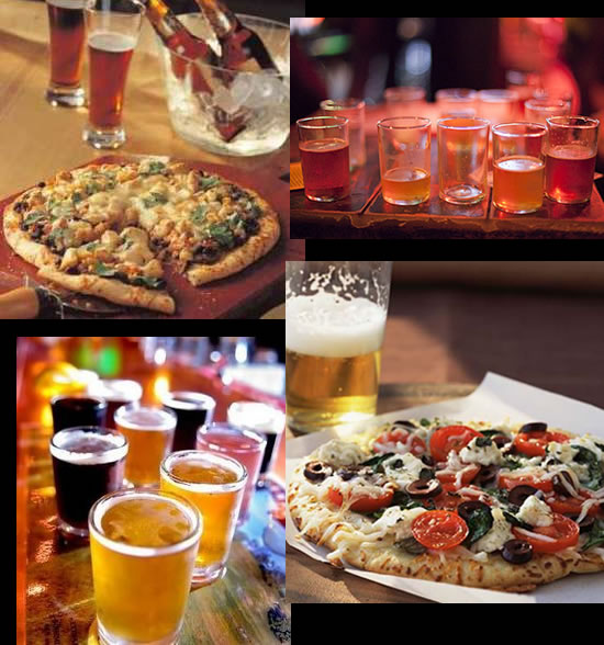 Chicago Pizza and Beer