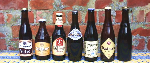 Belgian Trappist Abbey Beers
