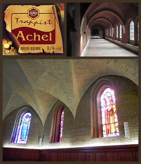 Achel Trappist Monastery, Belgium