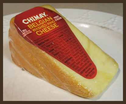 Chimay Trappist Abbey Cheese