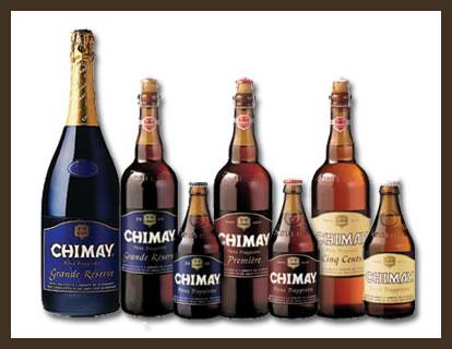 Chimay Beers