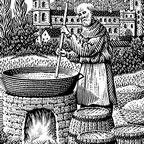 Monk Brewing Beer