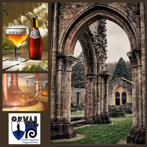 Orval Trappist Monastery
