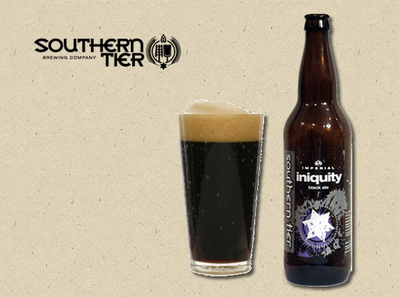 Southern Tier Iniquity Imperial Black Ale