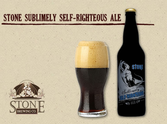 Sublimely Self-Righteous Ale - Stone Brewing Co.