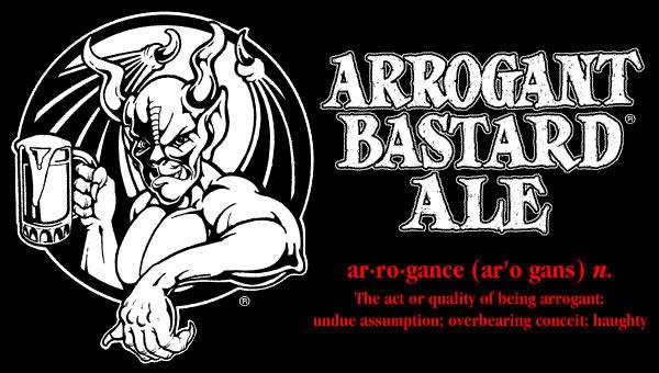 Stone Brewing - Arrogant Bastard Ale