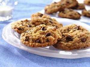Spent Grain Chocolate Chip Cookies!